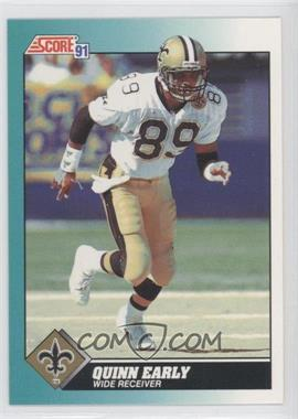 1991 Score Rookie & Traded #46T - Quinn Early