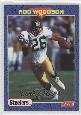1991 Score Young Superstars - [Base] #38 - Rod Woodson