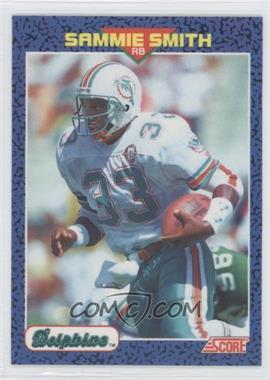 1991 Score Young Superstars #20 - Sammie Smith