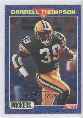 1991 Score Young Superstars #24 - Darrell Thompson
