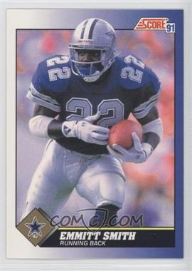 1991 Score #15 - Emmitt Smith