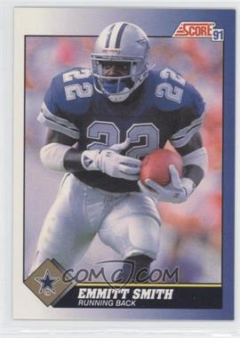 1991 Score #15 - Emmitt Smith