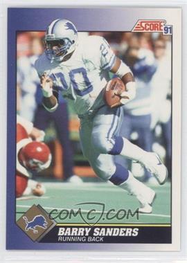 1991 Score #20 - Barry Sanders