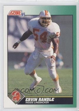 1991 Score #254 - Ervin Randle