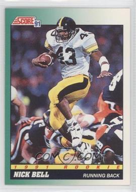 1991 Score #311 - Nick Bell