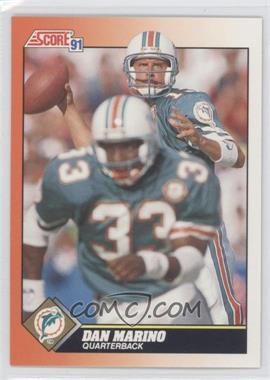 1991 Score #385 - Dan Marino