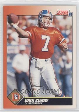 1991 Score #410 - John Elway