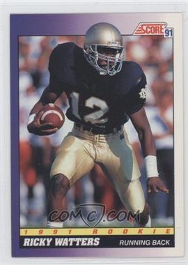 1991 Score #575 - Ricky Watters
