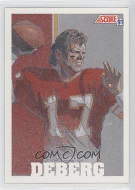 1991 Score #629 - Steve DeBerg