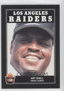 1991 Smokey the Bear Los Angeles Raiders #N/A - Art Shell