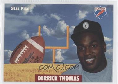 1991 Star Pics #10 - Derrick Thomas