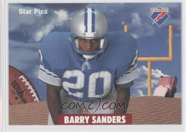 1991 Star Pics #2 - Barry Sanders
