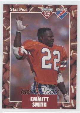 1991 Star Pics #20 - Emmitt Smith
