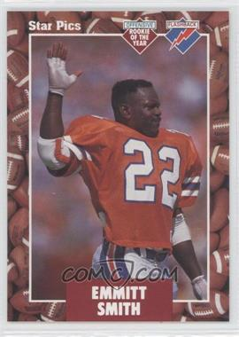 1991 Star Pics #20 - Emmitt Smith