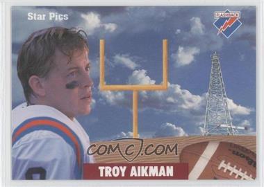 1991 Star Pics #50 - Troy Aikman
