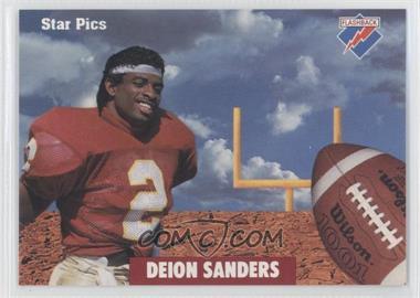 1991 Star Pics #80 - Deion Sanders