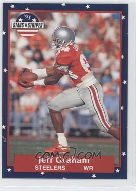 1991 Stars 'n Stripes - [Base] #126 - Jeff Graham