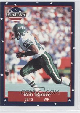 1991 Stars 'n Stripes - [Base] #46 - Rob Moore