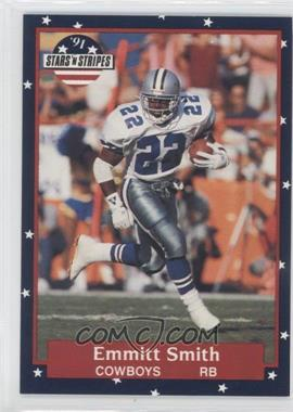 1991 Stars 'n Stripes - [Base] #70 - Emmitt Smith