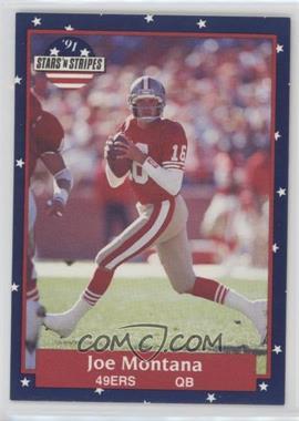 1991 Stars 'n Stripes #108 - Joe Montana