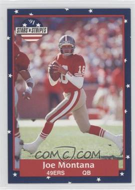 1991 Stars 'n Stripes #108 - Joe Montana