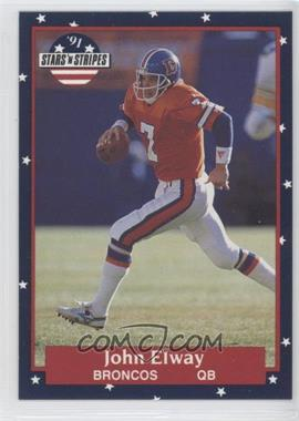 1991 Stars 'n Stripes #16 - John Elway