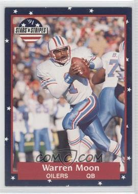 1991 Stars 'n Stripes #23 - Warren Moon