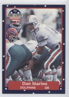 1991 Stars 'n Stripes #40 - Dan Marino