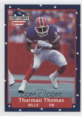 1991 Stars 'n Stripes #5 - Thurman Thomas