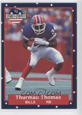 1991 Stars 'n Stripes #5 - Thurman Thomas