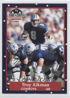 1991 Stars 'n Stripes #69 - Troy Aikman