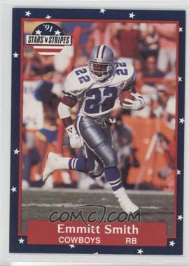 1991 Stars 'n Stripes #70 - Emmitt Smith
