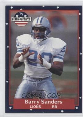 1991 Stars 'n Stripes #73 - Barry Sanders