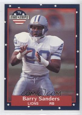 1991 Stars 'n Stripes #73 - Barry Sanders
