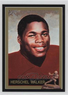 1991 The Heisman Collection - Box Set [Base] #48 - Herschel Walker