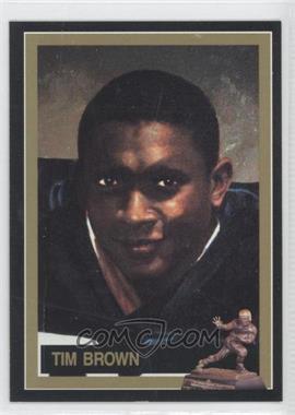 1991 The Heisman Collection - Box Set [Base] #53 - Tim Brown