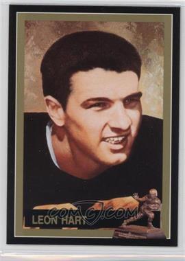 1991 The Heisman Collection Box Set [Base] #15 - Leon Hart