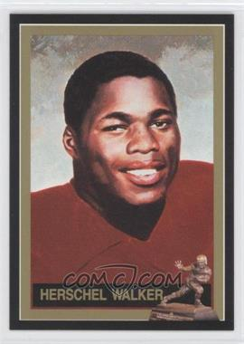 1991 The Heisman Collection Box Set [Base] #48 - Herschel Walker