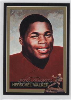 1991 The Heisman Collection Box Set [Base] #48 - Herschel Walker