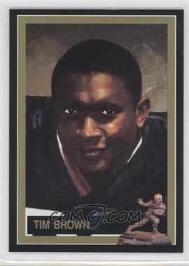 1991 The Heisman Collection Box Set [Base] #53 - Tim Brown