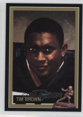 1991 The Heisman Collection Box Set [Base] #53 - Tim Brown