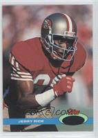 Jerry Rice [MISPRINTED]