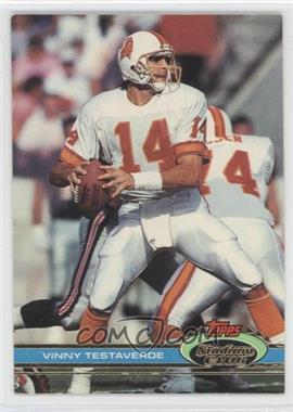 1991 Topps Stadium Club Super Bowl XXVI #24 - Vinny Testaverde