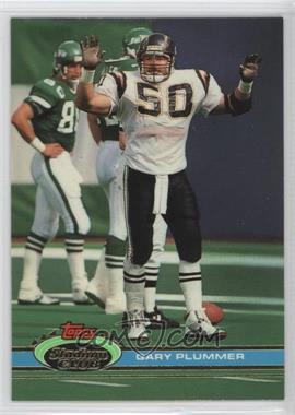 1991 Topps Stadium Club #169 - Gary Plummer