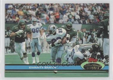 1991 Topps Stadium Club #2 - Emmitt Smith