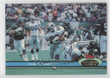 1991 Topps Stadium Club #2 - Emmitt Smith