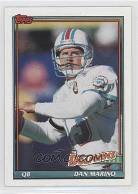 1991 Topps #112 - Dan Marino