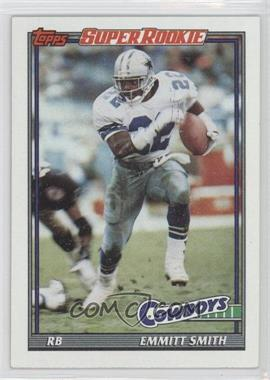 1991 Topps #360 - Emmitt Smith