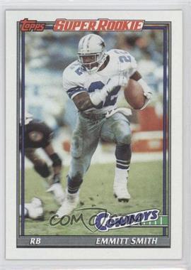 1991 Topps #360 - Emmitt Smith