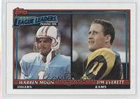 Warren Moon, Jim Everett